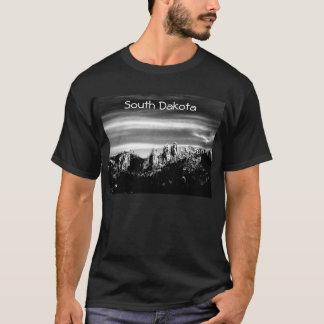 South Dakota B/W scene tshirt