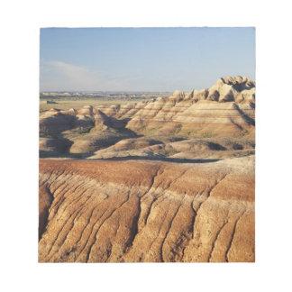 South Dakota, Badlands National Park, Badlands Notepad