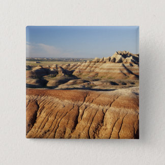 South Dakota, Badlands National Park, Badlands Pinback Button