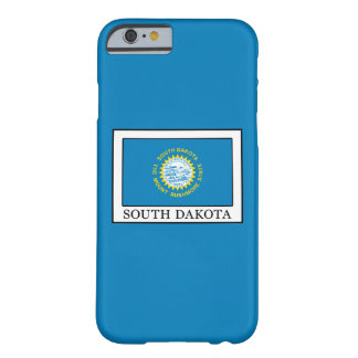 South Dakota Barely There iPhone 6 Case