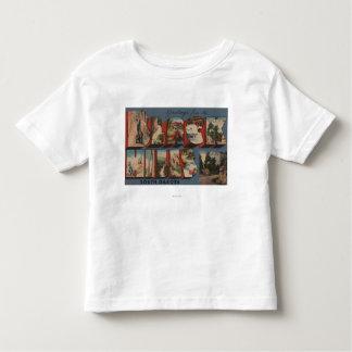 South Dakota - Black Hills - Mt. Rushmore Toddler T-shirt