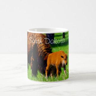 South Dakota Buffalo mug