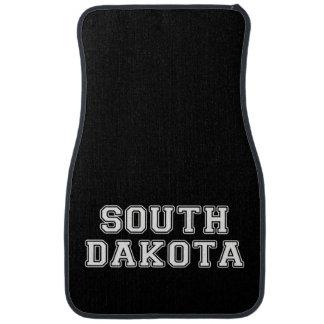 South Dakota Car Floor Mat