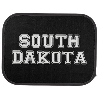 South Dakota Car Mat