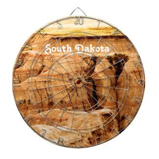 South Dakota Dart Board