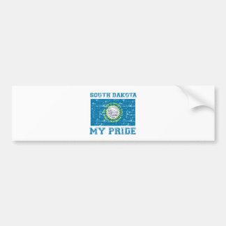 South Dakota Designs Bumper Sticker