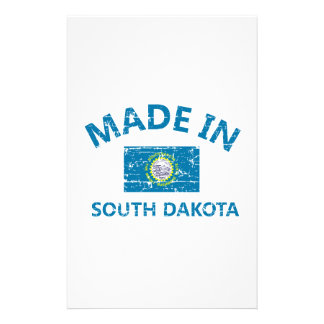SOUTH DAKOTA Designs Stationery Paper