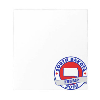 south dakota Donald Trump 2016.png Notepad