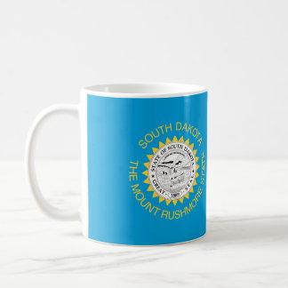 SOUTH DAKOTA Flag - Coffee Mug