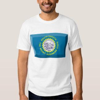 South Dakota Flag Gem T-shirt