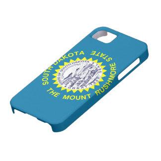 South Dakota Flag iPhone SE/5/5s Case
