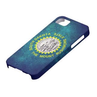South Dakota Flag; iPhone SE/5/5s Case