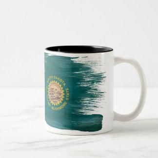 South Dakota Flag Mug