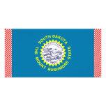 South Dakota Flag Photo Cards