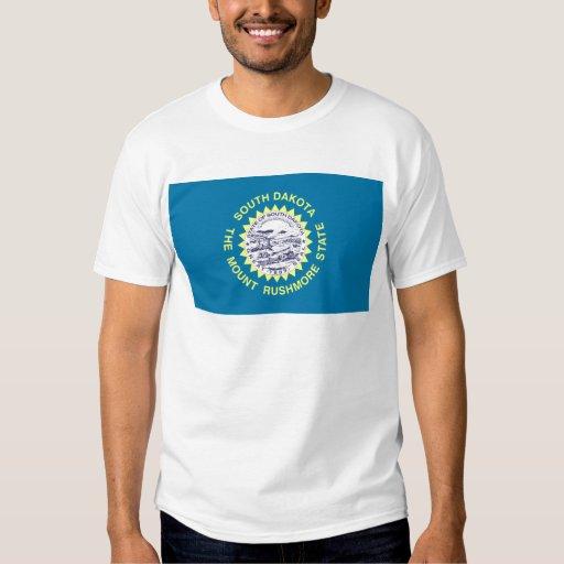 South Dakota Flag Tshirt