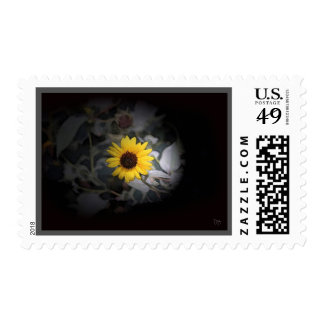 South Dakota Flower Postage