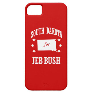 SOUTH DAKOTA FOR JEB BUSH iPhone 5 CASES