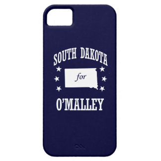 SOUTH DAKOTA FOR O'MALLEY iPhone 5 COVER