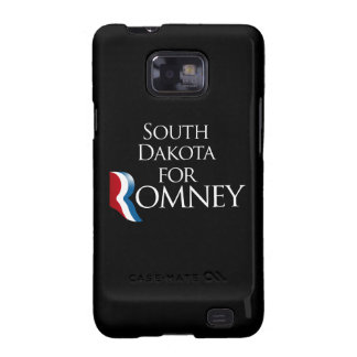 South Dakota for Romney -.png Samsung Galaxy SII Cases