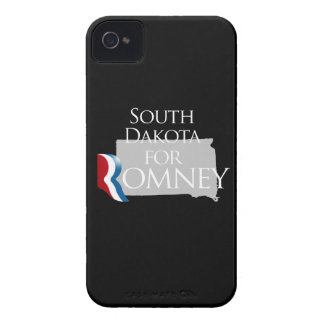 South Dakota for Romney.png iPhone 4 Case