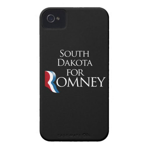 South Dakota for Romney -.png Blackberry Bold Cases