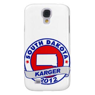 South Dakota Fred Karger Galaxy S4 Case