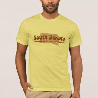 South Dakota Funny T-shirt