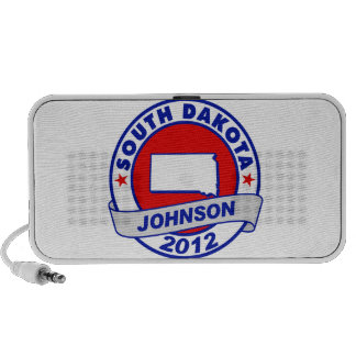 South Dakota Gary Johnson Laptop Speaker