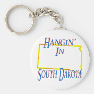 South Dakota - Hangin' Key Chain
