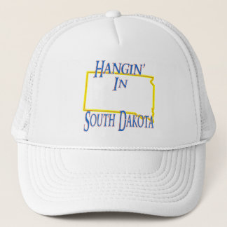 South Dakota - Hangin' Trucker Hat