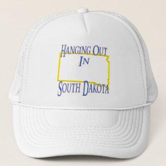 South Dakota - Hanging Out Trucker Hat
