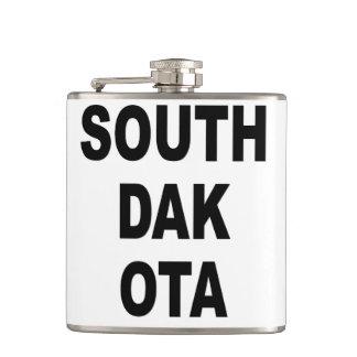 South Dakota Hip Flasks