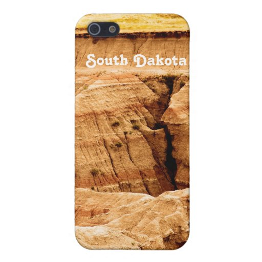 South Dakota Covers For iPhone 5