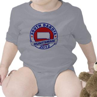 South Dakota Jon Huntsman Baby Bodysuit