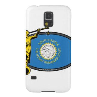 South Dakota LDS Mission no Label Angel Moroni Galaxy S5 Cover