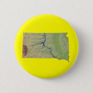 South Dakota Map Button