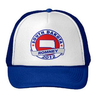 South Dakota Mitt Romney Hats