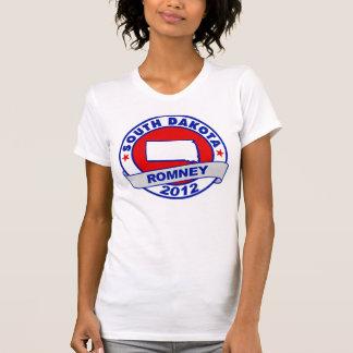 South Dakota Mitt Romney Tshirts