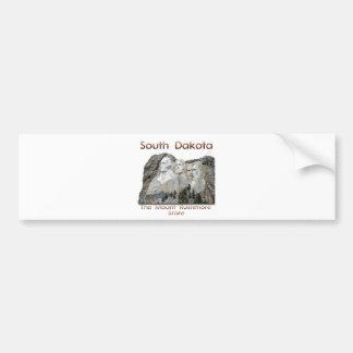 South Dakota Mount Rushmore Bumper Sticker