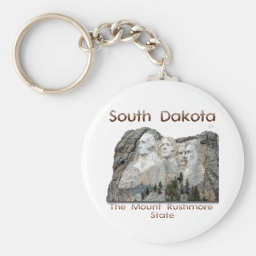 South Dakota Mount Rushmore Key Chains