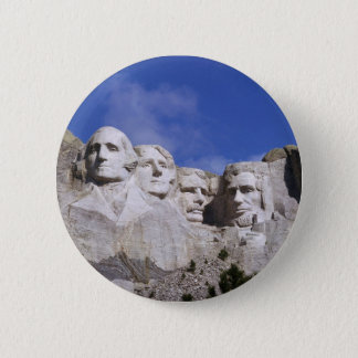 SOUTH DAKOTA - MOUNT RUSHMORE PINBACK BUTTON