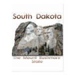 South Dakota Mount Rushmore Postcards