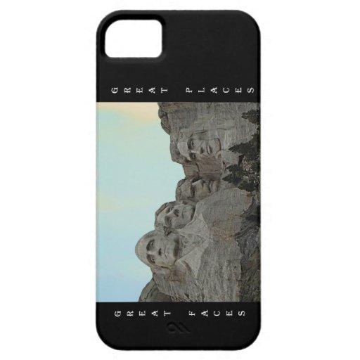 South Dakota Mount Rushmore State iPhone 5 Case