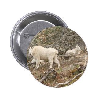 South Dakota Mountain Climbers Pinback Button
