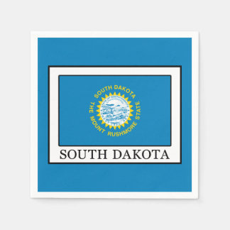 South Dakota Napkin