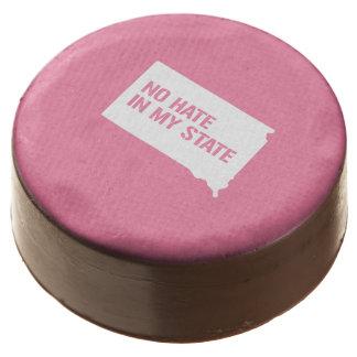 South Dakota: No Hate In My State Chocolate Covered Oreo
