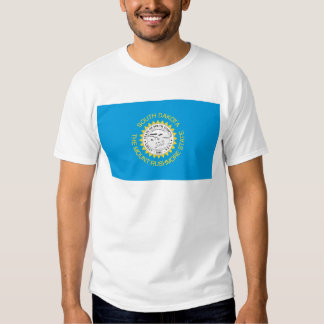 South Dakota  Official State Flag T-shirt