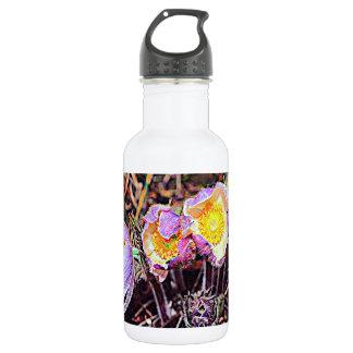 South Dakota Pasque Flower Water Bottle