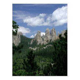 South Dakota Photography Postcard