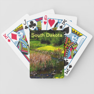 South Dakota playing cards